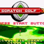 スクラッチゴルフ