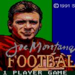ジョー・モンタナ フットボール
