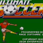 アルティメイトサッカー